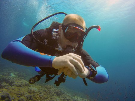 Open Water Diver Courseleft