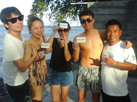 Diving in Bali. PADI Courses